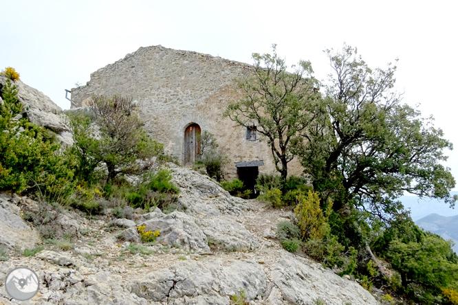 La ermita de Santa Fe de Organyà 1