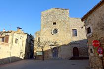 Iglesia de Santa Maria de Fonteta.
