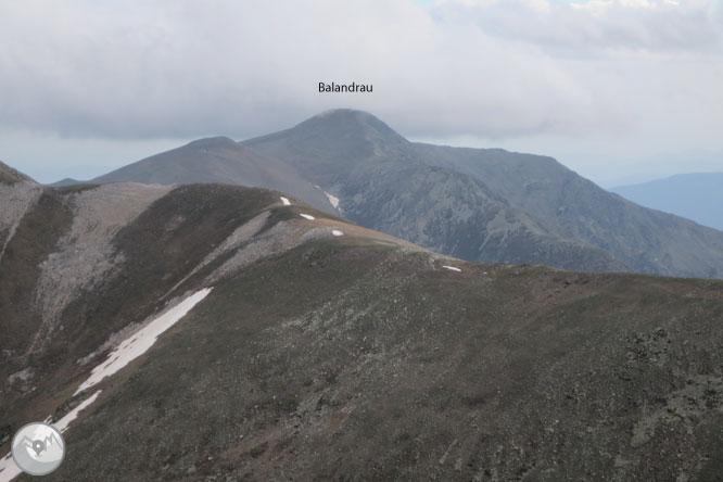 Gra de Fajol (2.714m) por el espolón NE 1