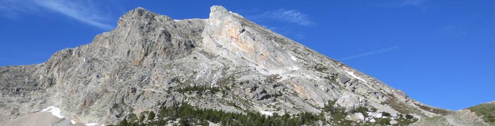 Gra de Fajol (2.714m) por el espolón NE