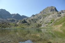 Lago de las Abelletes.