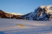 Cap de Vaquèira (2.470m).