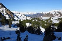 Montañas del Valle de Arán.