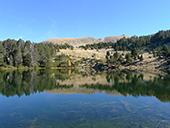 Lago de la Nou y valles de Claror y Perafita