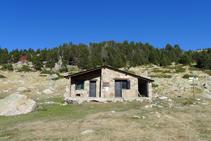 Refugio de Perafita.