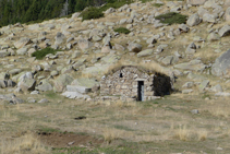 Cabaña de Perafita.