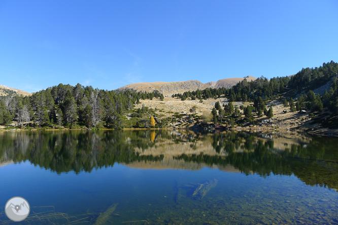 Lago de la Nou y valles de Claror y Perafita 1