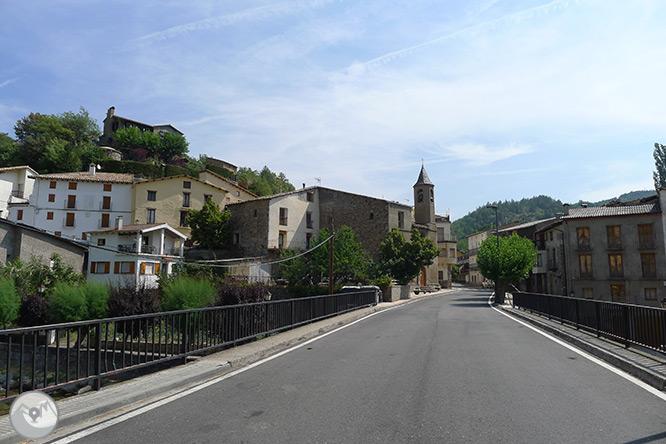 Estany de Montcortès desde Senterada 1