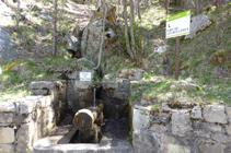 Fuente de las Molleres.