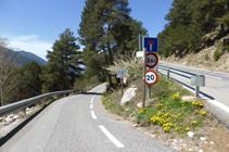 Carretera secundaria - GR 11.