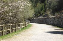 Camino de las Pardines.