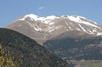 Picos de Casamanya.