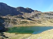 Lago y pico del Estanyó (2.915m)