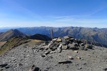 Cumbre del Estanyó.