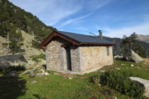 Cabaña de Llubriqueto.