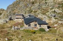 Refugio de Juclar.