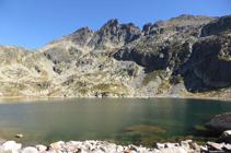 Lago Segon de Juclar.