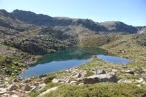 Los lagos de Ensagents.