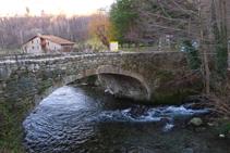Puente del Molí de Llanars.