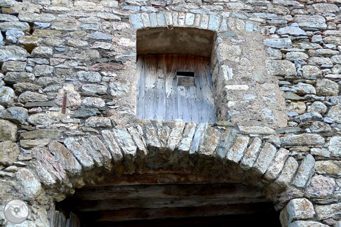 La fuente de las Dous per los llanos de Espinalba y de Abella 1