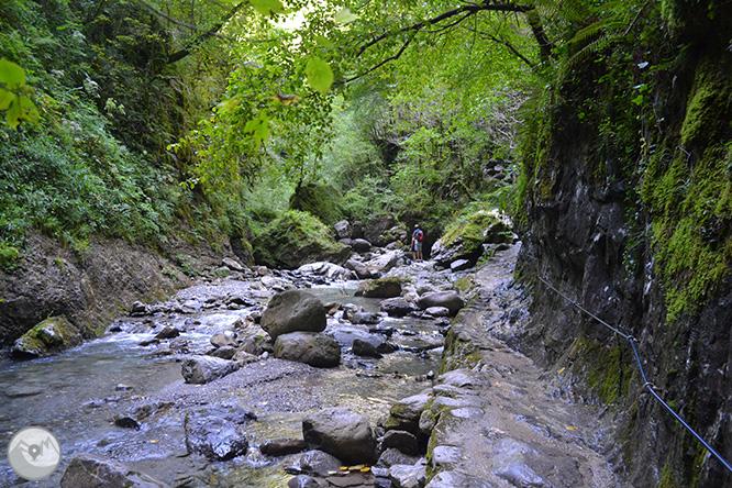 Las gargantas de Kakueta - Gorges de Kakuetta 1