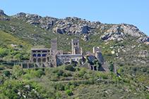 Monasterio de Sant Pere de Rodes.