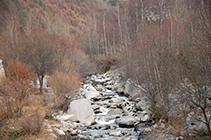 El río Ter.