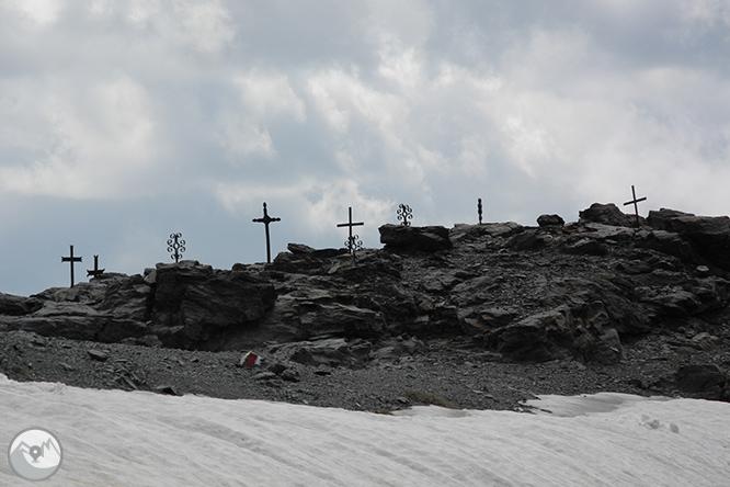 GR 11 - Etapa 09: Setcases - Santuario de Nuria 1
