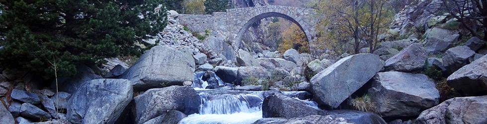 GR 11 - Etapa 10: Santuario de Nuria - Planoles