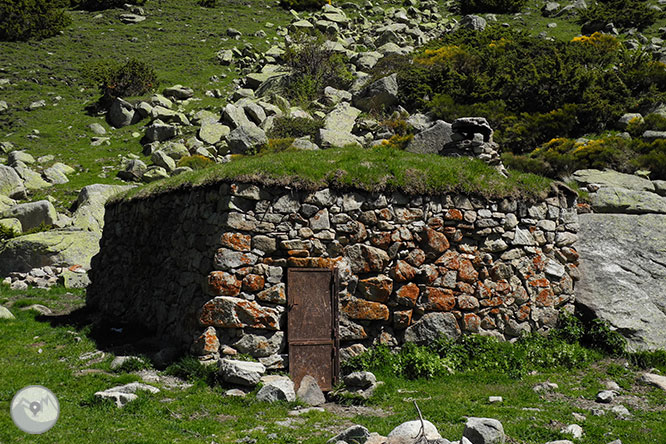 GR 11 - Etapa 13: Refugio de Malniu - Refugio del Illa 1