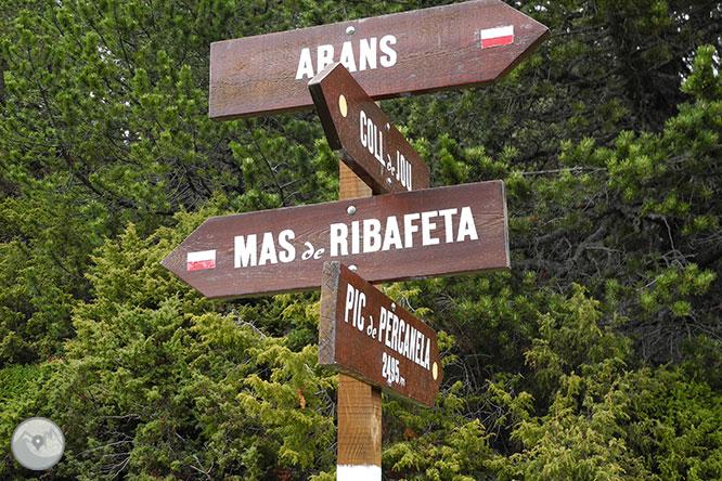 GR 11 - Etapa 16: Arans - Refugio de Baiau 1