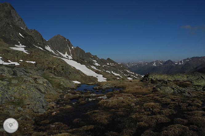 GR 11 - Etapa 17: Refugio de Baiau - Àreu 1
