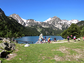 GR 11 - Etapa 21: La Guingueta d��neu - Sant Maurici Refugio Mallafr�