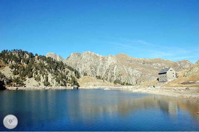 GR 11 - Etapa 23: Refugio de Colomers - Refugio dera Restanca 1