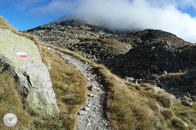 GR 11 - Etapa 24: Refugio dera Restanca - Refugio de Conangles 1