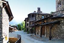 Casas de Aubinyà.