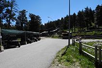 Llegamos a la Rabassa - Naturlandia.