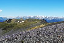 Vistas desde el pico Negre.