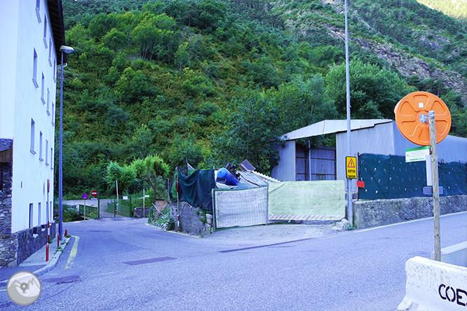 GRP - Etapa 1: Aixovall - Refugio de Claror 1