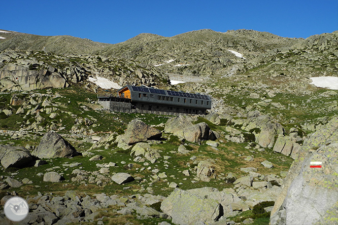GRP - Etapa 2: Refugio de Claror - Refugio de l