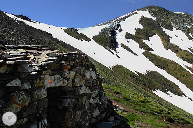 GRP - Etapa 5: Refugio de Juclà - Refugio Borda de Sorteny 1