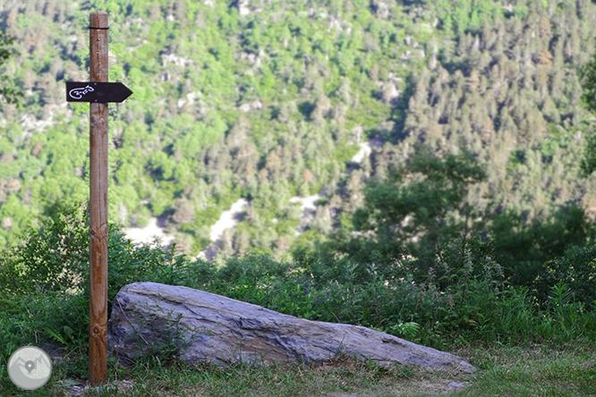 GRP - Etapa 6: Refugio Borda de Sorteny - Refugio de Comapedrosa 1