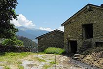 Casas de Aixàs.