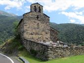 Iglesia de Sant Serni de Nagol en Sant Julià de Lòria