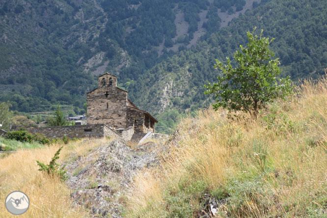 Iglesia de Sant Serni de Nagol en Sant Julià de Lòria 1