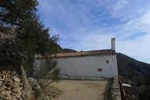Ermita de Sant Onofre.
