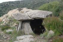 Dolmen de la Muntanya d´en Caselles.