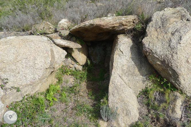 Itinerario megalítico de la Fontasia en Palau-saverdera 1