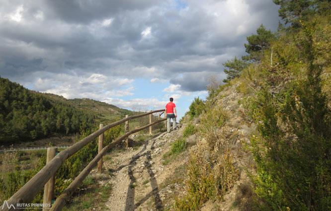 Itinerario de la Nutria en Martinet 1