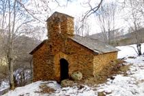Ermita prerrománica de San Lliser (siglo X).